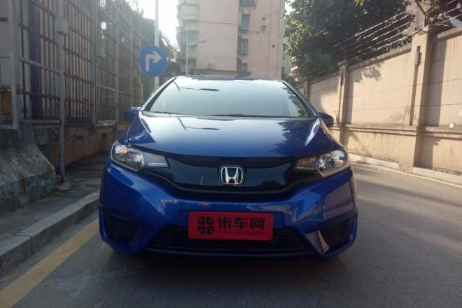 二手车本田飞度 2014款 1.5L LX CVT舒适型