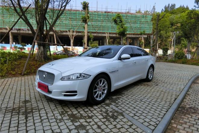 二手车捷豹XJ 2015款 XJL 3.0 SC 四驱全景商务版