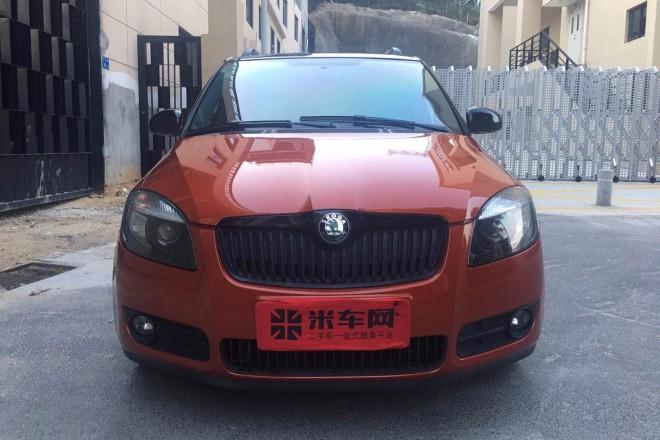 二手车斯柯达晶锐 2011款 1.6L 自动酷黑版