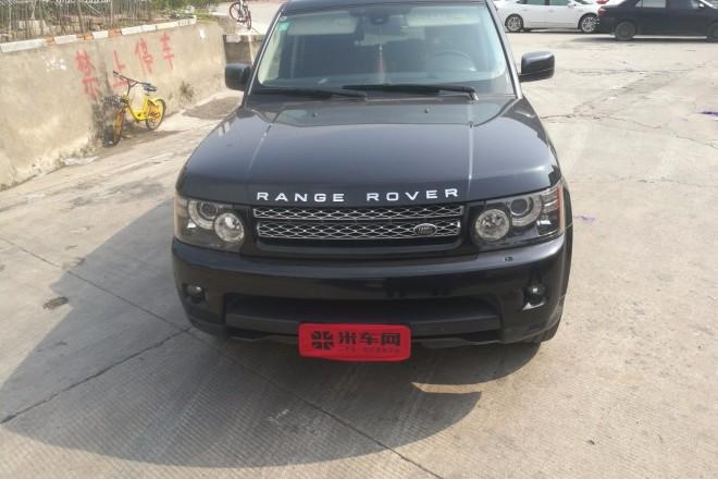 二手车路虎揽胜运动版 2011款 3.0 TDV6 Sporty 柴油版