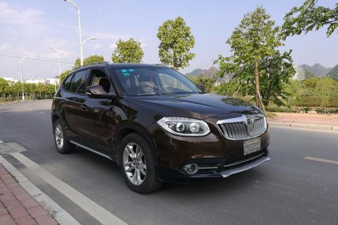 二手车中华V5 2012款 1.5T 手动两驱运动型