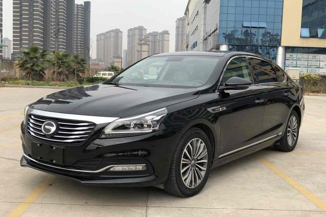二手车2017款 传祺GA8 320T 智享版