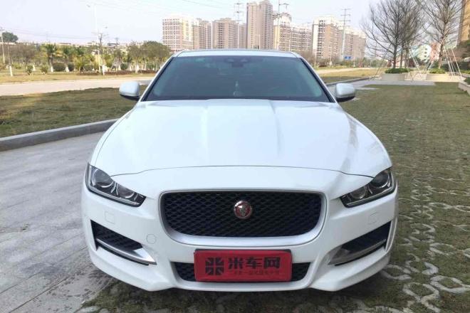 二手车2015款 捷豹XE XE 2.0T 240PS R-SPORT