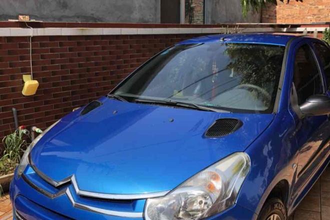 二手车2012款 雪铁龙C2 1.4L 手动 舒适型
