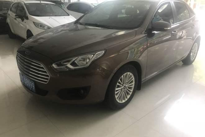 二手车2015款 福睿斯 1.5L 手动时尚型