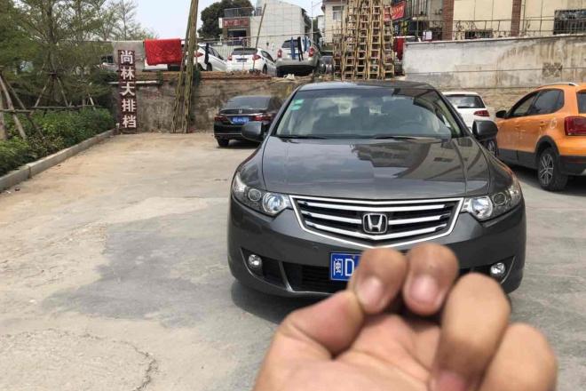 二手车2009款 思铂睿 2.4L 豪华版 VTi