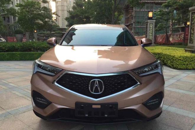 二手车2016款 讴歌CDX 1.5T 两驱尊享版