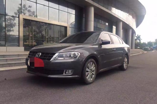 二手车2013款 朗逸 改款 1.4TSI DSG舒适版