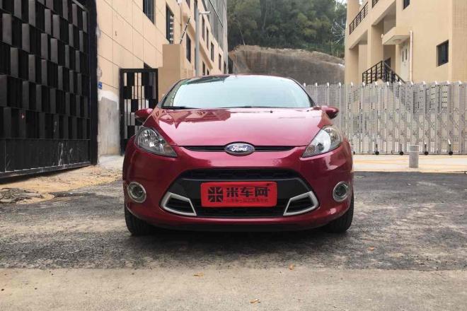 二手车2012款 嘉年华两厢 1.5L 自动 动感限量版