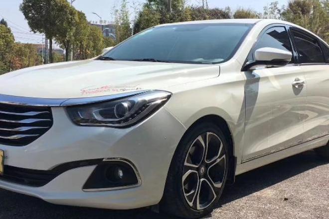 二手车2015款 传祺GA6 1.6T 手动风尚型