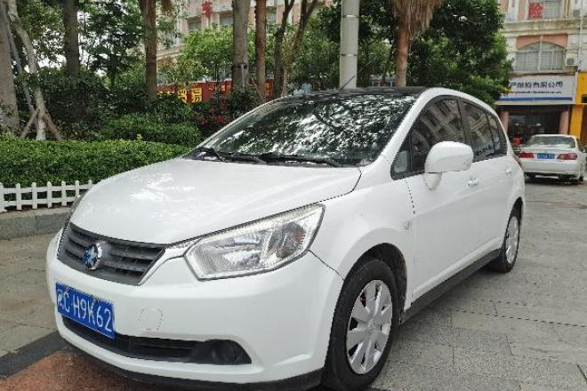 二手车2013款 启辰R50 1.6L 手动 时尚版