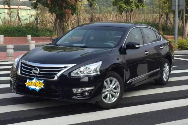 二手车2015款 天籁 2.0L XL Upper欧冠科技版