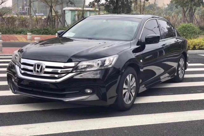 二手车2014款 雅阁 2.0L EX 豪华版