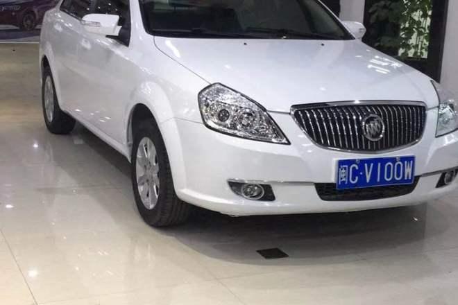 二手车2011款 凯越 1.6 LX-AT