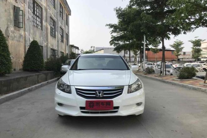 二手车2012款 雅阁 2.0L EX Navi