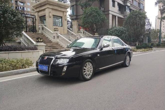 二手车2007款 荣威750 2.5L 典雅版AT