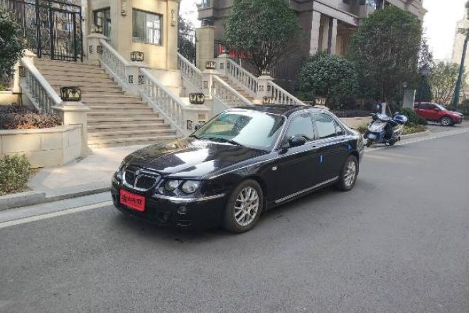 二手车2009款 MG7 1.8T 自动舒适加长版