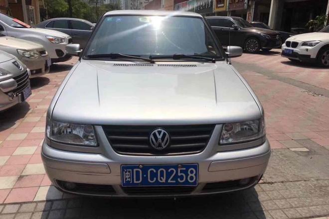 二手车2008款 捷达 CIF 春天型