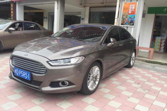 二手车2013款 新蒙迪欧 2.0T 自动 GTDi240 旗舰型