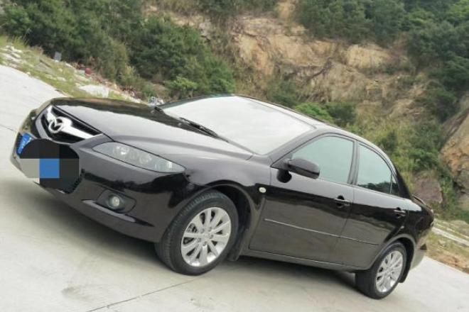 二手车2013款 马自达6 2.0L 超豪华型