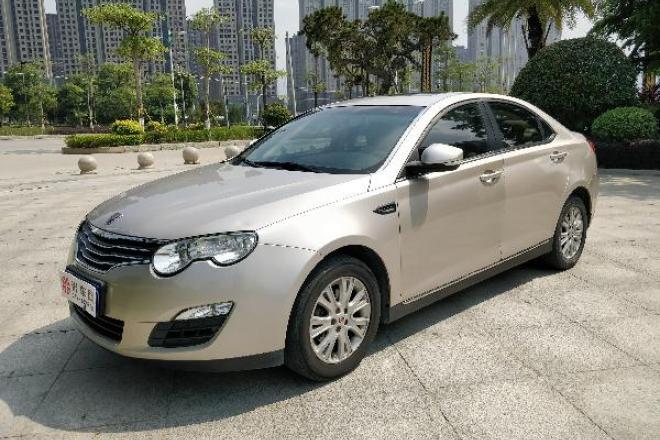 二手车2012款 荣威550 1.8L 手动 超值版