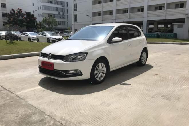 二手车2014款 POLO 1.6L 自动舒适版