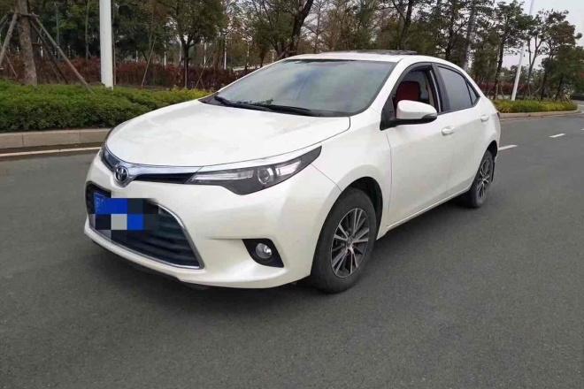 二手车2016款 雷凌 1.6G CVT精英版