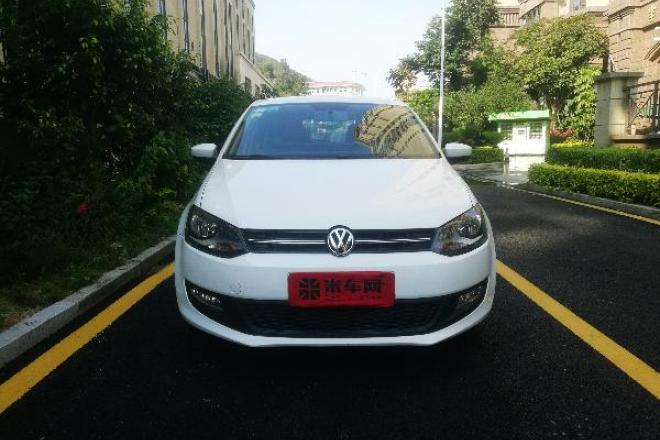 二手车2013款 POLO 1.4L 自动 舒适版