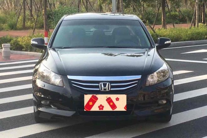 二手车2011款 雅阁 2.4L EXL Navi