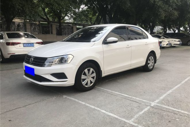 二手车2017款 捷达 1.5L 自动舒适型