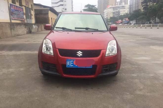 二手车2012款 雨燕 1.3L 超值版 手动