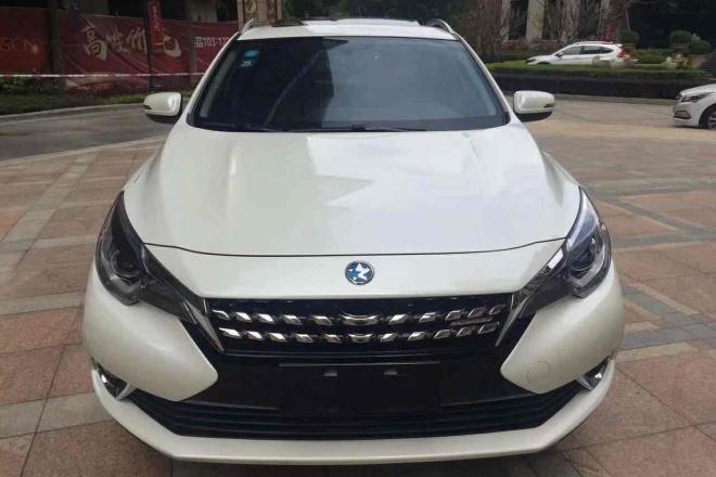 二手车2017款 启辰T90 2.0L CVT智尚版