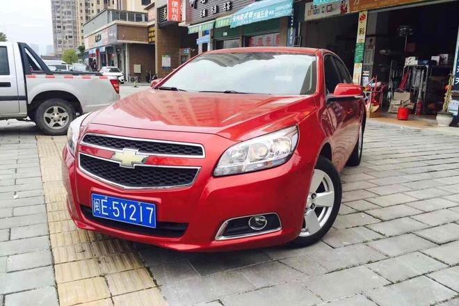 二手车2014款 迈锐宝 2.0L 自动豪华版