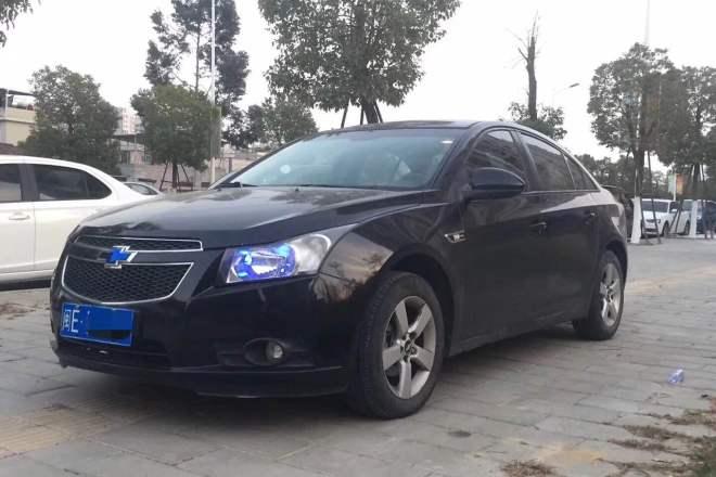 二手车2009款 科鲁兹 1.8 SX AT