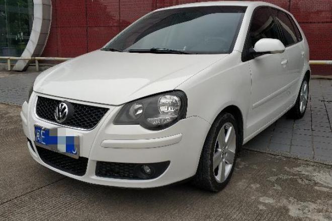 二手车2009款 POLO 劲情 1.6L 自动Sporty
