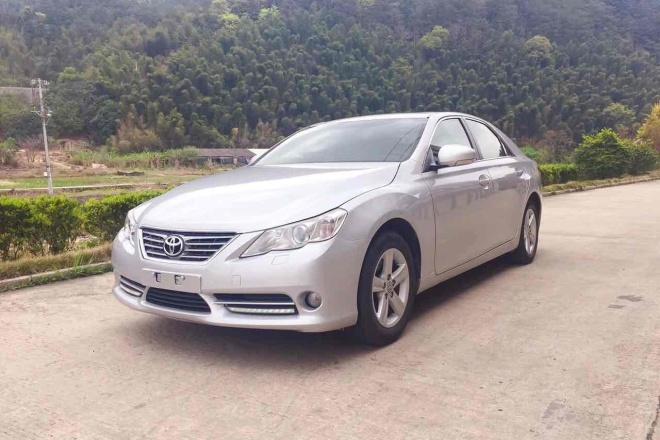 二手车2010款 锐志 2.5S 风尚菁华版