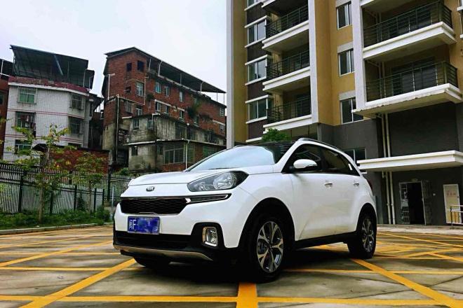 二手车2015款 起亚KX3 1.6L 自动两驱GLS