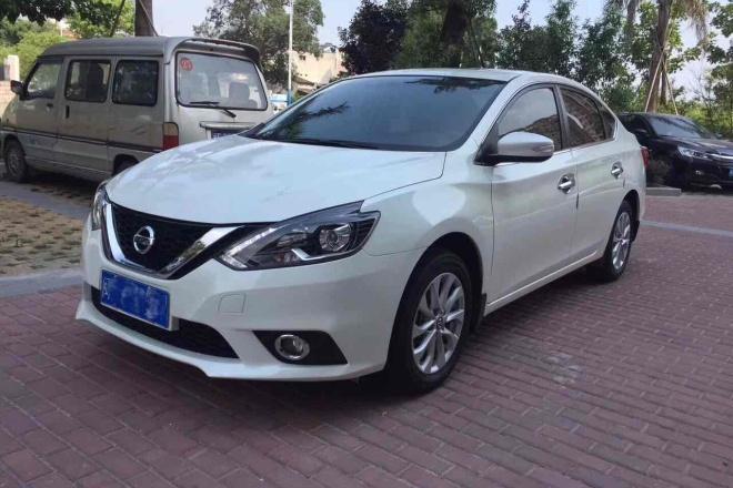 二手车2016款 轩逸 1.6XV CVT 智尊版