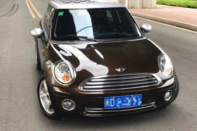二手车2007款 MINI 1.6L COOPER Excitement