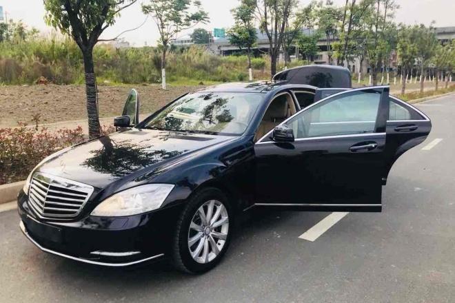 二手车2010款 奔驰S级 S300L 商务型