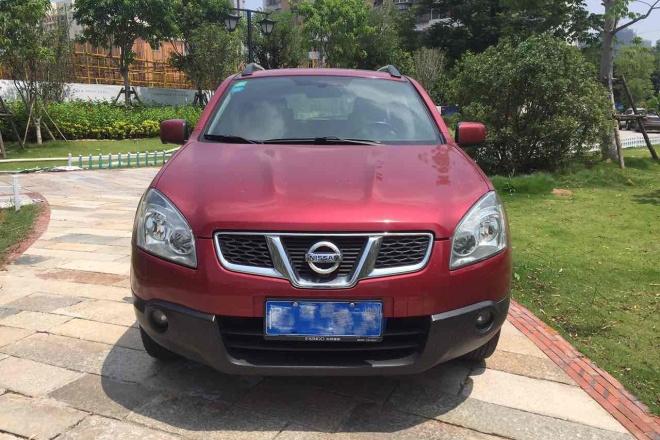 二手车2012款 逍客 2.0 XV 雷 CVT 2WD