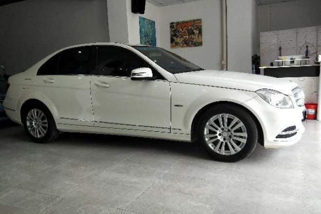 二手车2011款 奔驰C级 C200 CGI 优雅型