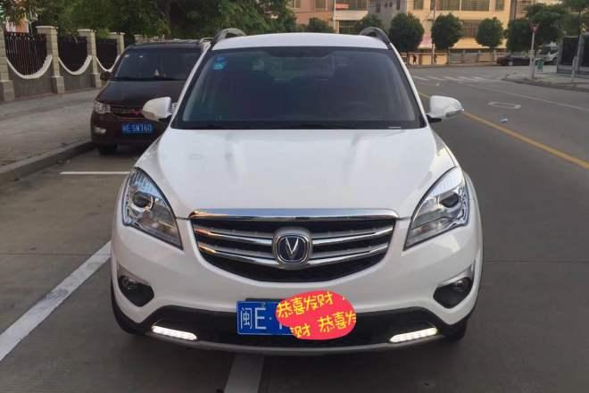 二手车2016款 长安CS35 1.6L 自动豪华型 国V