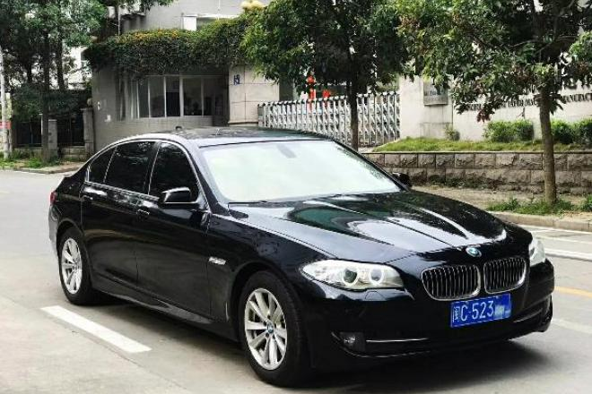 二手车2012款 宝马5系 523Li 豪华型