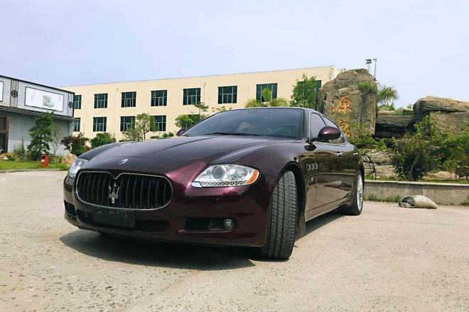 二手车2009款 玛莎拉蒂总裁 4.2L 精英版