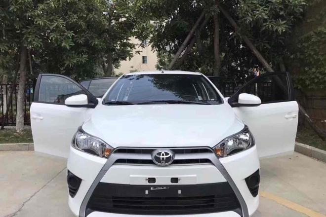 二手车2015款 YARiS L 致炫 1.5E 自动 魅动版