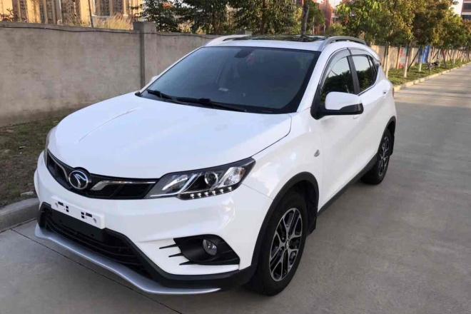 二手车2016款 东南DX3 1.5T SRG CVT旗舰型