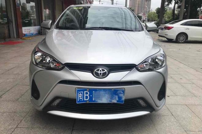 二手车2017款 YARiS L 致炫 1.5E CVT劲速升级版