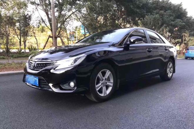 二手车2013款 锐志 2.5V 菁锐版