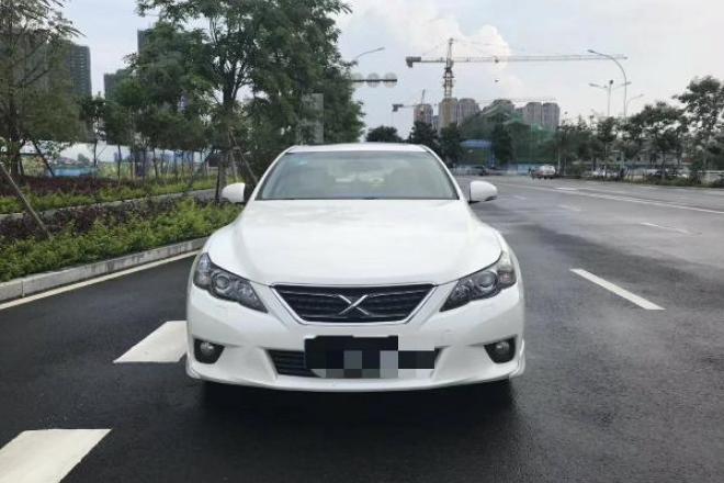 二手车2013款 锐志 3.0V 尊锐导航版